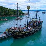 Passeio de Barco - Porto da Pirataria